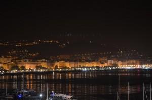 Salerno nacht