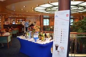 Cafe Eze Deck 6