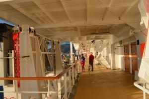 Promenadendeck Deck 6