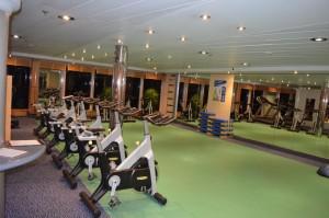 Fitnessraum Deck11