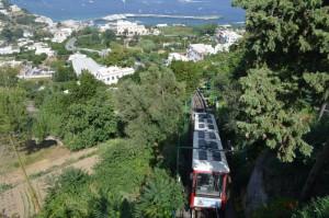 Capri Seilbahn3