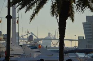 Costa Fortuna im Hafen