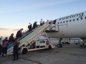 unser Flugzeug
