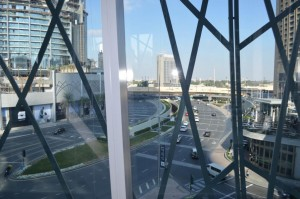 Fußweg Dubai Mall